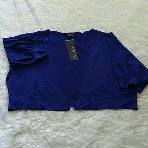 City Chic cardigan jacket